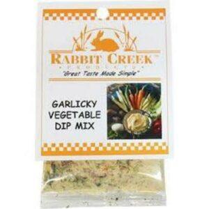 Rabbit Creek Garlicky Vegetable Dip Mix