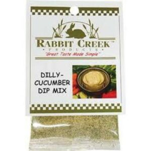 Rabbit Creek Dilly Cucumber Dip Mix