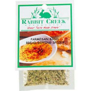 Rabbit Creek Dipping Mix • Parmesan Basil