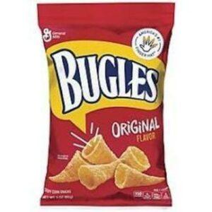 Bugles Original Crispy Corn Snacks