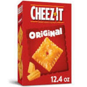 Cheeze It Med Original