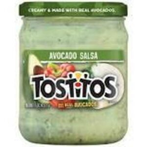 Frito Lay • Tostitos Salsa Avocado