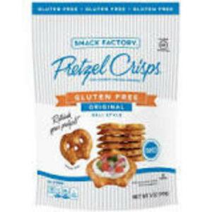 Snack Factory Pretzel Chip Crisps
