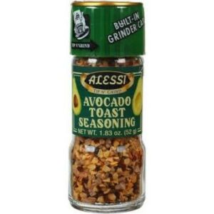 Alessi Avocado Toast Seasoning Grinder