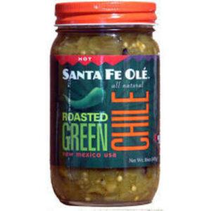 Santa Fe Green Chili Salsa