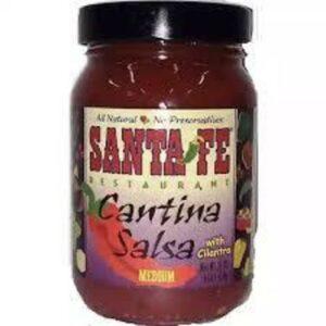 Santa Fe Cantina Cilantro Medium Salsa