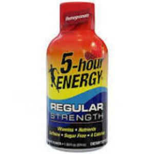 5-hour Pomegranate Energy Shot