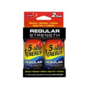 5-hour Pomegranate Energy Shot 2 Pack