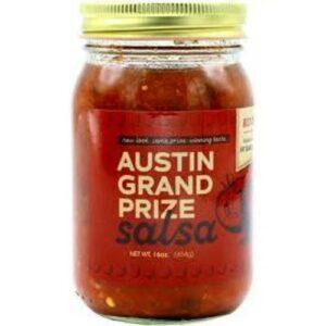 Austin Grand Prize Salsa