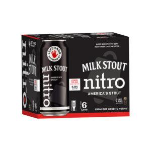 Left Hand Milk Stout Nitro • 6pk Can