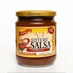 Salsa • 2 Sister Honey Salsa