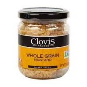 Clovis Whole Grain French Mustard