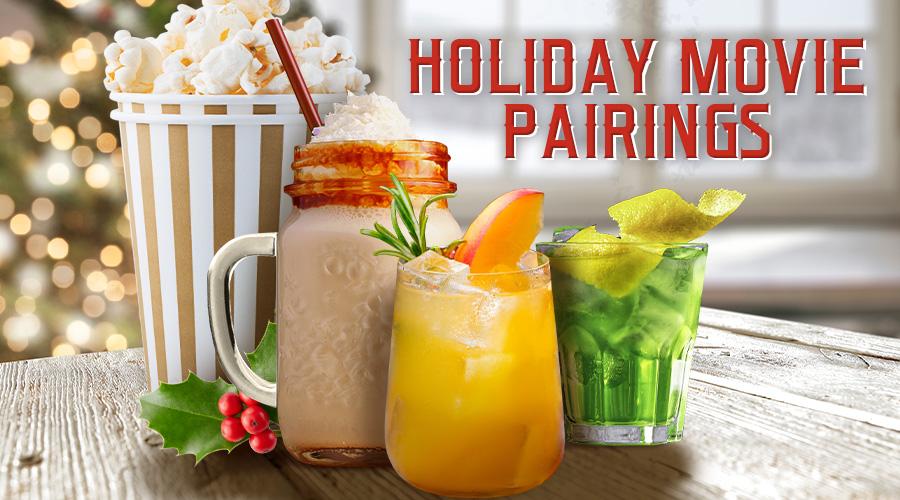 Holiday Movie & Cocktail Pairings