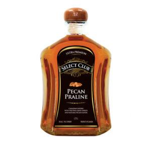 Select Club Pecan Praline Canadian Whisky