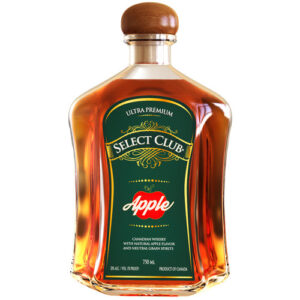 Select Club Apple Whiskey