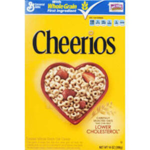 General Mills Cheerios Whole Grain Oats Cereal