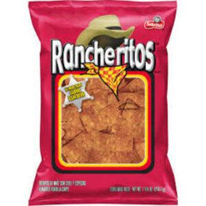 Sabritas Rancheritos Thin Spicy Mexican Chips