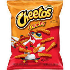 Cheetos Crunchy Cryin Cheese Flavored Snacks