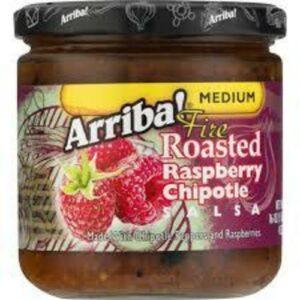 Arriba! Raspberry Chipotle Salsa