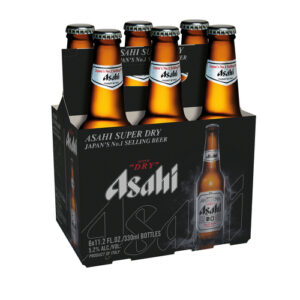 Asahi Super Dry • 6pk NRB