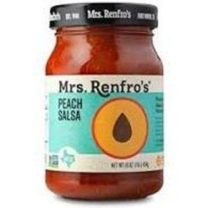 Mre Renfros Peach Salsa