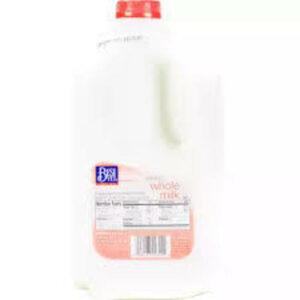 Best Yet Milk • 2% Half Gallon