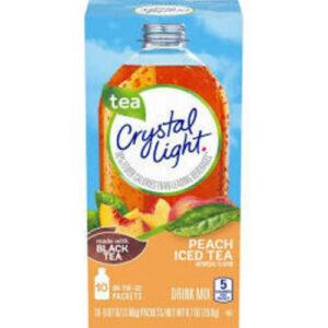 Crystal Light Otg • Peach Ice