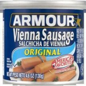 Armour Star Original Flavored Vienna Sausage In Can