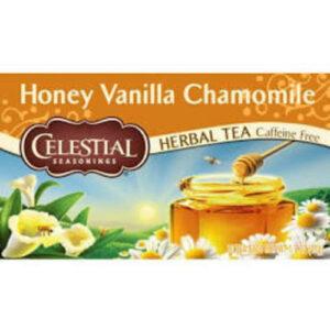 Celestial Seasonings Honey Vanilla Chamomile Herbal Tea Bags