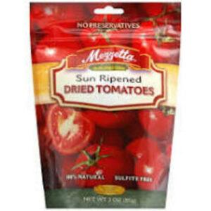 Mezzetta Tomatoes Dried Sun Ripend In Bag