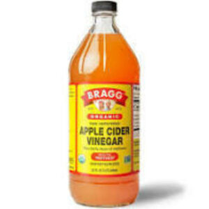 Bragg Apple Cider Unfiltered Vinegar