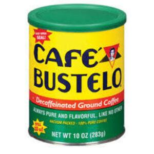 Cafe Bustelo Dark Roast Ground Decaf Coffee