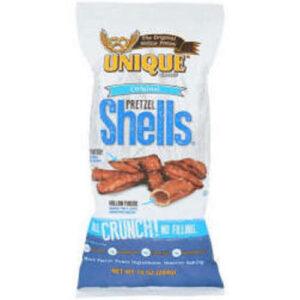 Unique Shell Pretzels