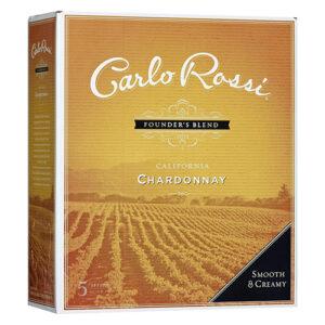 Carlo Rossi Chardonnay Box
