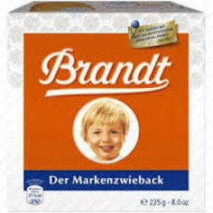 Brandt Der Markenzwieback (Rusk Bread)