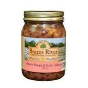 Brazos River Black Bean And Corn Salsa