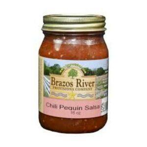 Brazos River Chili Pequin Salsa Hot