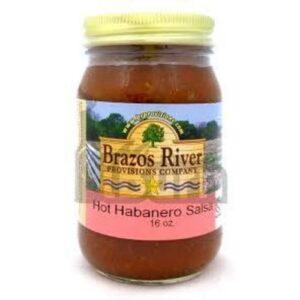 Brazos River Habanero Chipotle Salsa Hot