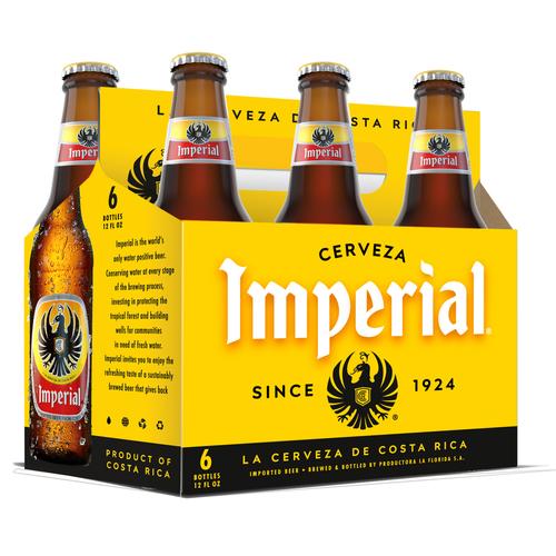 Imperial Lager • 6pk Bottles