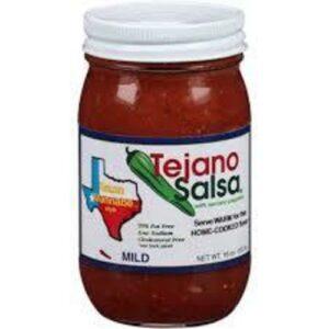 Tejano Red Mild Wannabe Texan Salsa