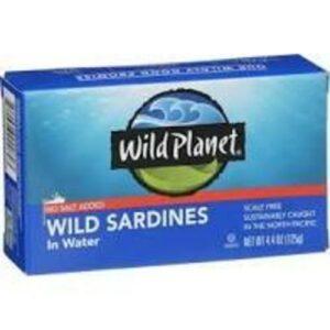 Wild Planet Sardines In Spring Water