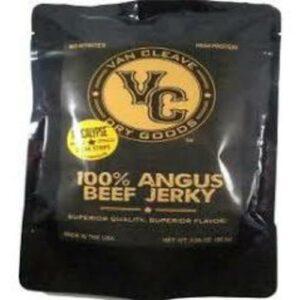 Van Cleave 100% Angus Beef Original Jerky