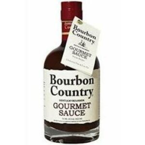 Bourbon Country Gourmet Sauce