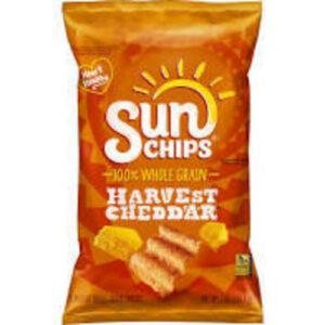 Sunchips Harvest Cheddar Chips