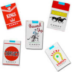 World's King Size Candy Cigarettes