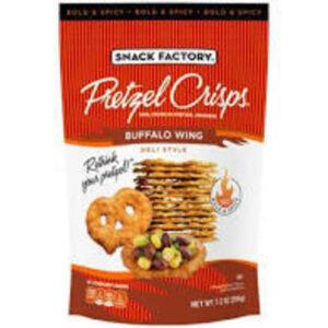 Snack Factory Pretzel Crisps Buffalo Wing