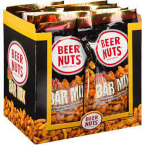 Beer Nuts Brand Snacks Hot Bar Mix