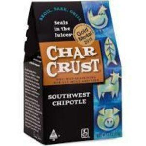 Char Crust Smoky Spicy Southwest Dry-rub Seasoning