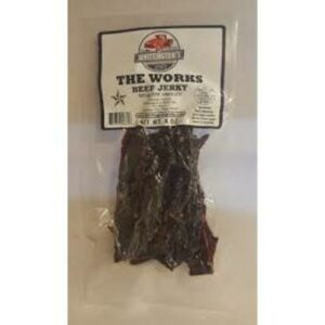 Whittington's The Works Texas Jerky
