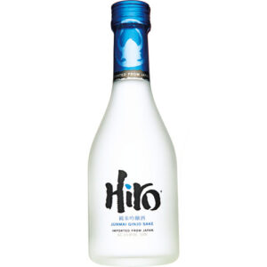Hiro Sake Junmai-ginjo (Hiro Blue)